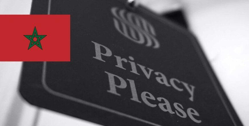 Déclaration de traitement des données personnelles au Maroc à la CNDP